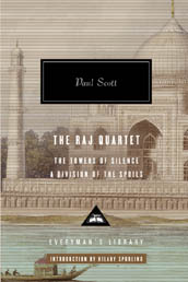 The Raj Quartet (volume 2): The Towers of Silence, A Division of the Spoils